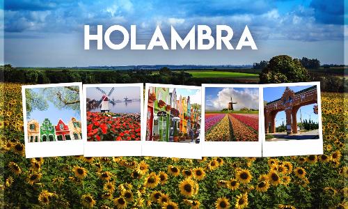 Holambra Cidade Das Flores Vou De Trip